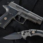 "hogue sig sauer knives X5 3.5"" Sig Tactical Folder"