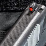Hudson H9 pistol front sight
