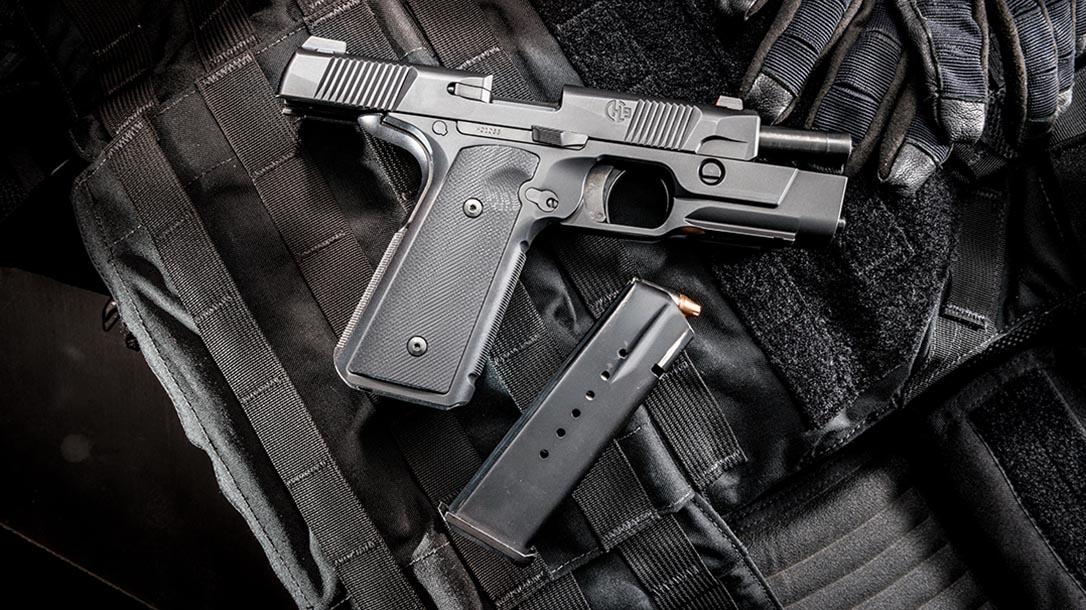 Hudson H9 pistol frame magazine