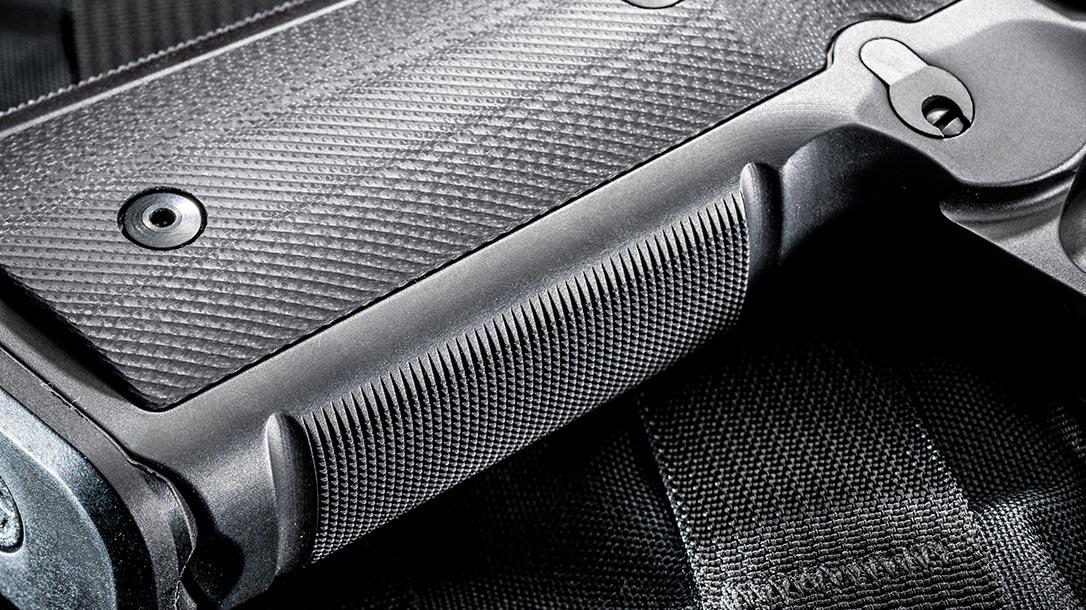 Hudson H9 pistol grip