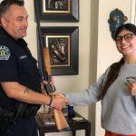 mia khalifa shotgun austin police