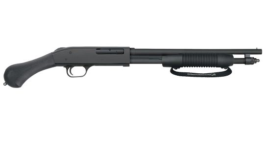 Mossberg Shockwave 410 bore firearm right profile