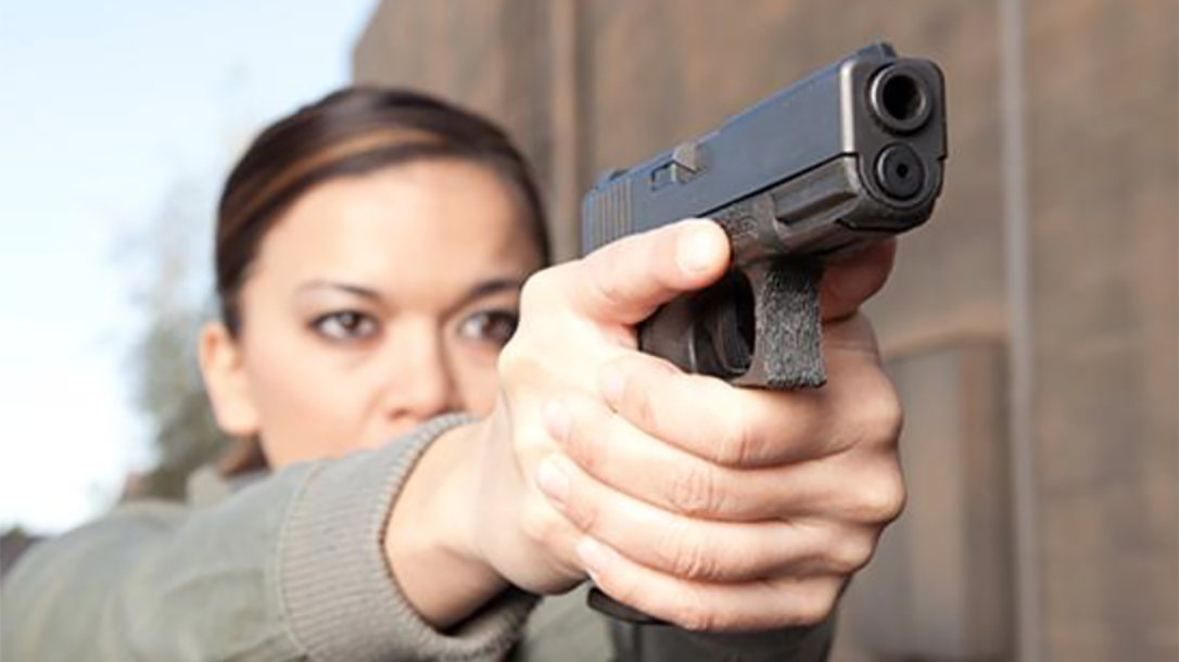 north carolina new gun owner gun aiming