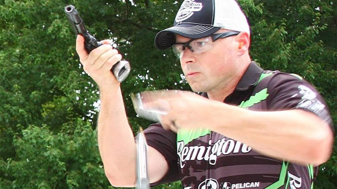 Remington 1911 R1 Tomasie Custom pistol travis tomasie