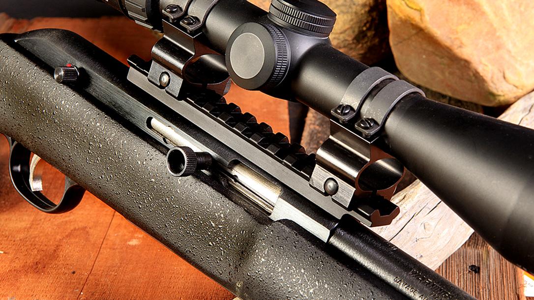 Savage Arms Model 64 TR-SR rifle charging handle