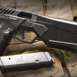 SilencerCo Maxim 9 pistol right profile