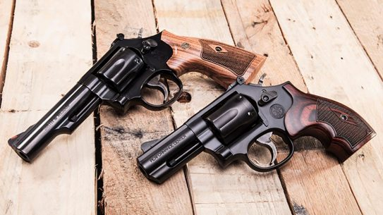 smith wesson model 19 revolver series