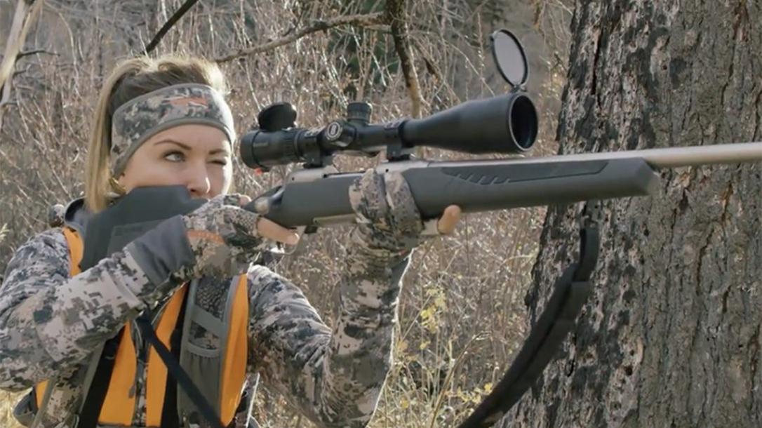 vista outdoor Savage Model 110 rifle