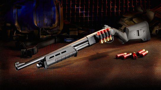 Wilson Combat rob Haught Special shotgun left angle