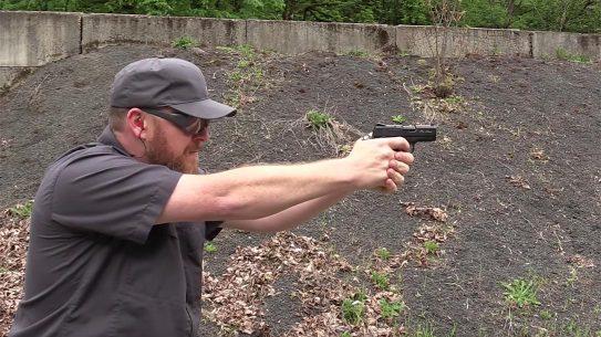 Graham Baates SW1911 Pro Series 9mm 1911 pistol