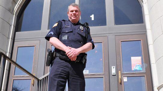 mark dallas dixon high school resource officer