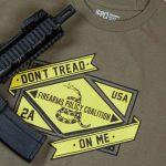 firearms policy coalition t-shirt pro gun clothing
