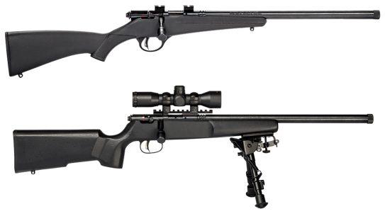 savage rascal rifles