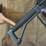 ar-15 rifle stock