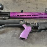ar-15 rifle upper lower receiver