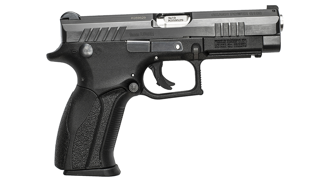 Eagle Grand Power Q100 new handguns
