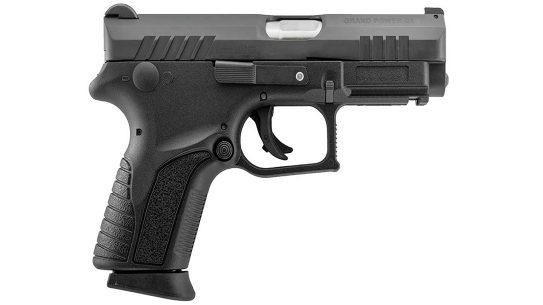 Grand Power Q1S pistol right profile