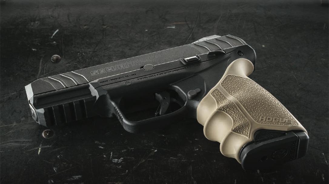 hogue handall beavertail grip sleeve ruger security-9