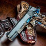 Nighthawk Turnbull VIP 2 pistol left angle
