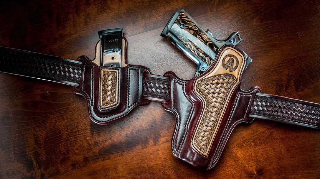 Nighthawk Turnbull VIP 2 pistol holster