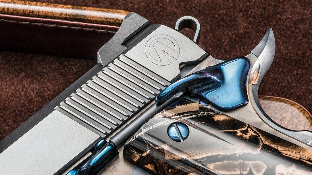 Nighthawk Turnbull VIP 2 pistol athlon logo
