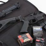 Quarter Circle 10 QC10 GLF ar pistol case