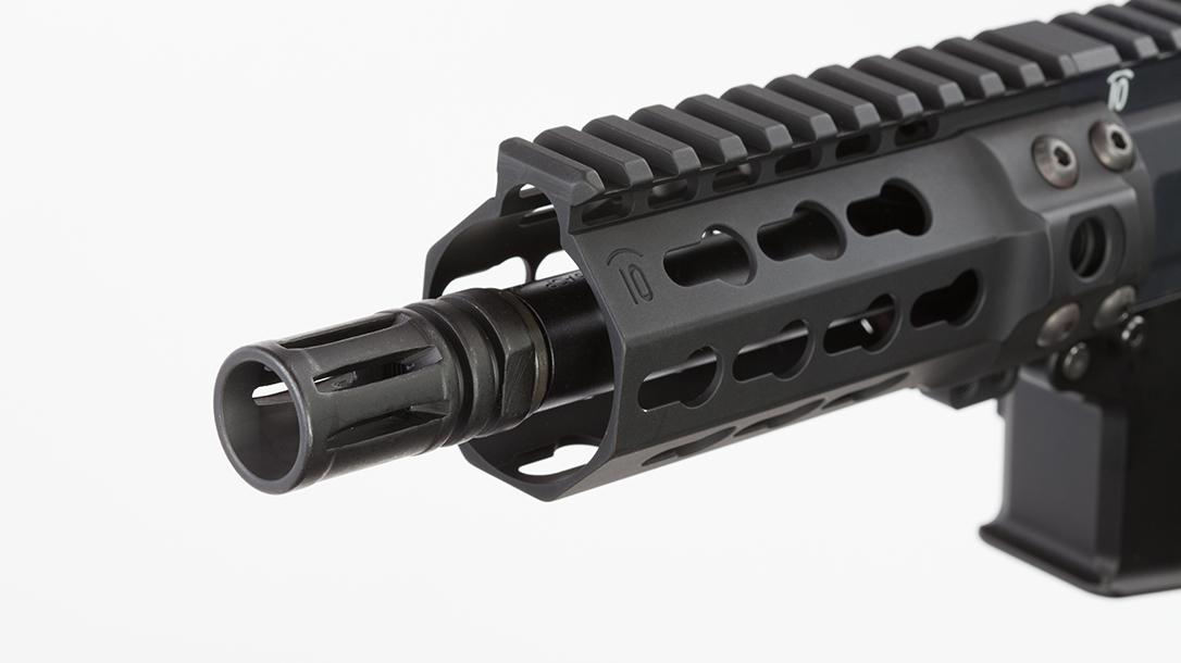 Quarter Circle 10 QC10 GLF ar pistol barrel