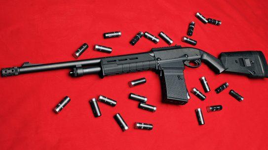Remington 870 DM Magpul Shotgun beauty shot