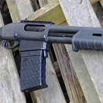 Remington 870 DM Magpul Shotgun forend slots