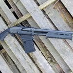 Remington 870 DM Magpul Shotgun right profile