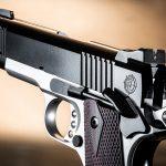 Roberts Defense SuperGrade 2-Tone pistol rear sight