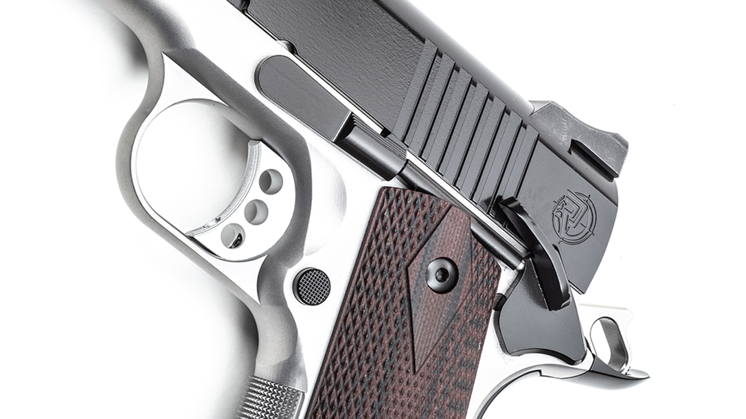 Roberts Defense SuperGrade 2-Tone pistol safety trigger grips