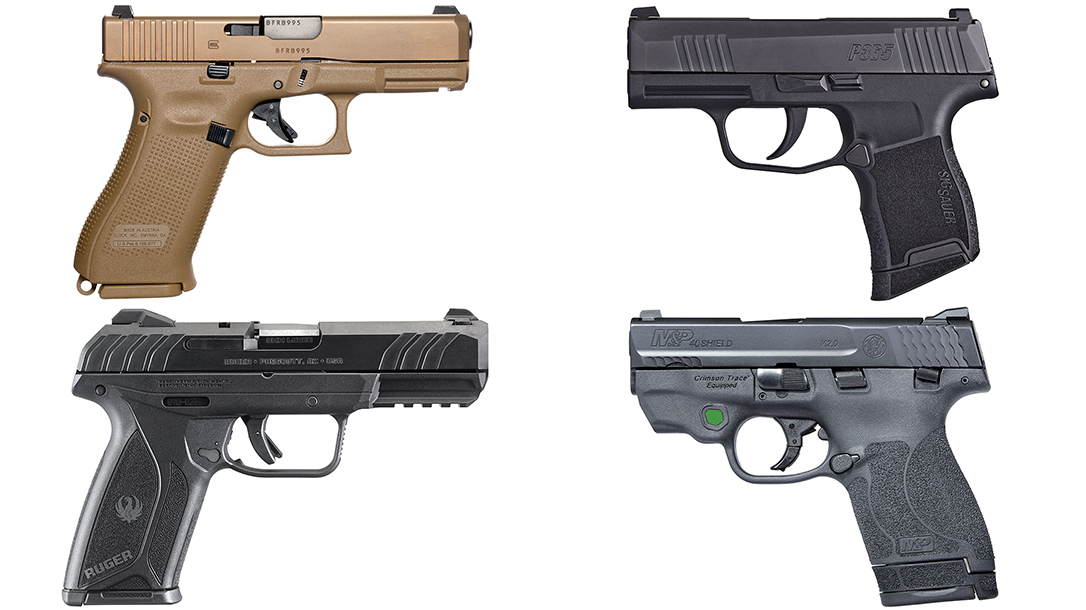 new handguns summer 2018