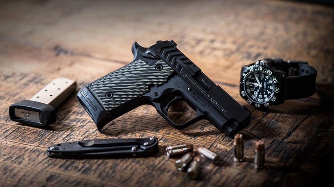 delaware john carney springfield 911 pistol