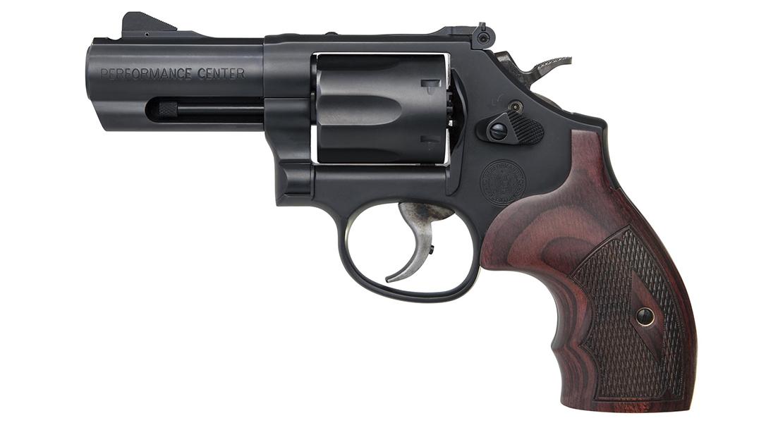 Smith & Wesson Performance Center Model 19 Carry Comp Revolver left