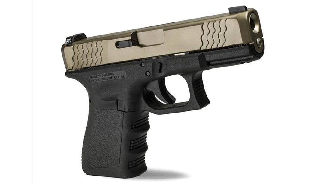 Grey Man Gun right profile