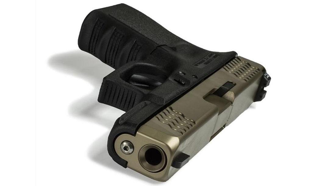 Grey Man Gun barrel