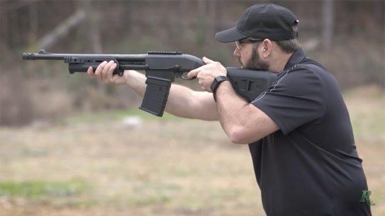 remington 870dm shotgun navajo nation