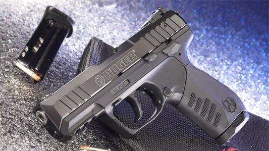 Ruger SR22 concealed carry 22 lr pistol