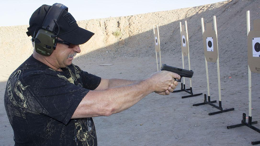 shooting challenges flinching