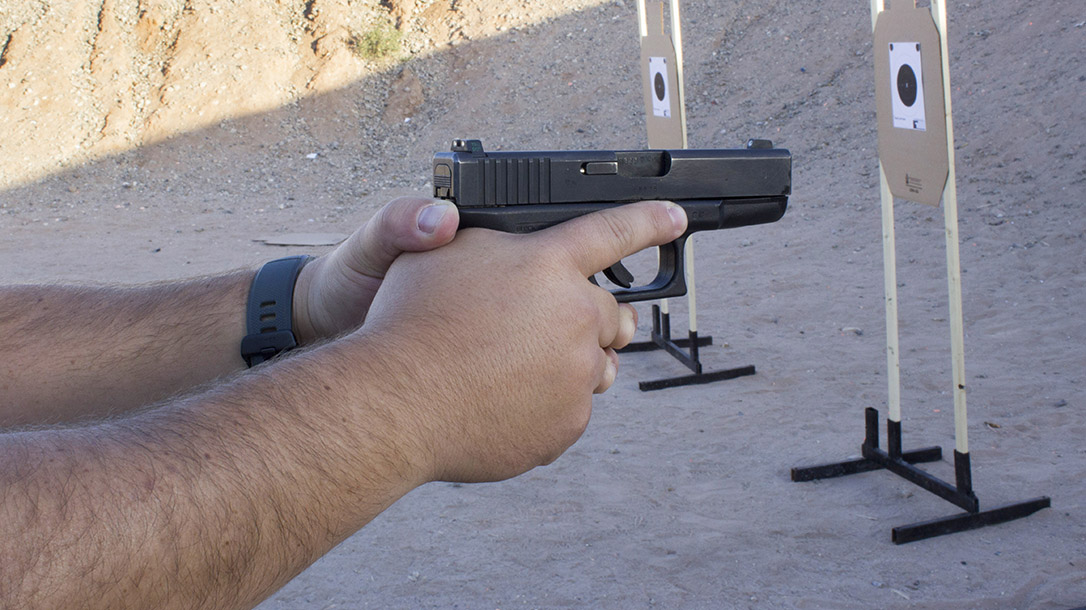 shooting challenges grip
