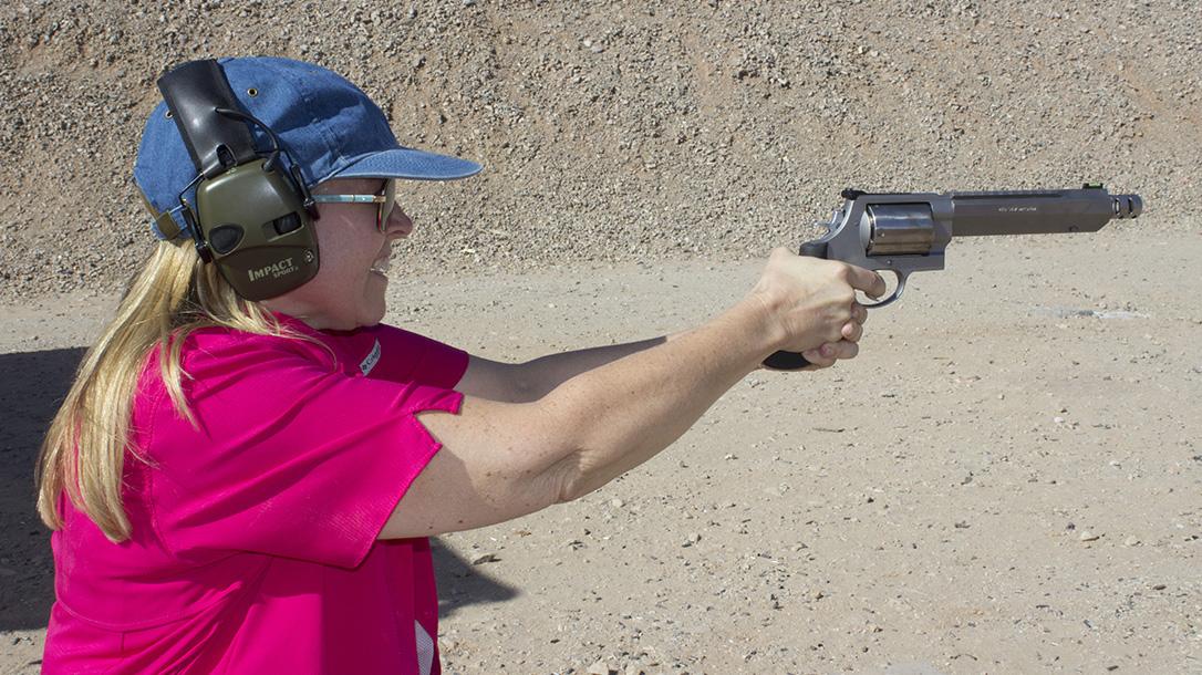 shooting challenges wrong gun