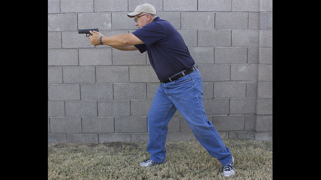 shooting challenges stance