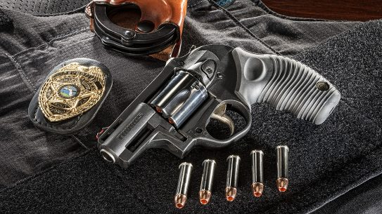 Taurus Polymer Protector DT revolver beauty