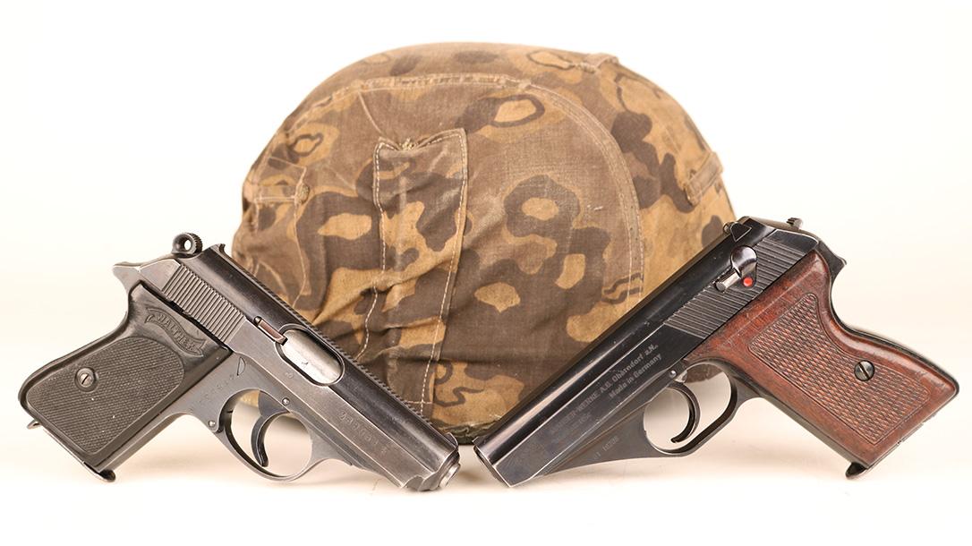 walther ppk mauser hsc pistols