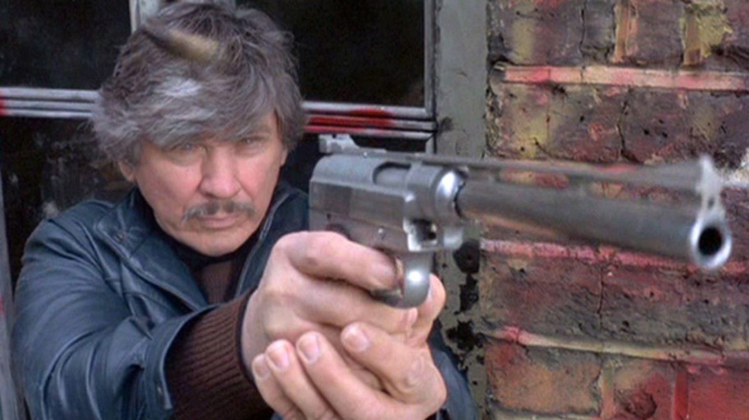 Wildey Survivor pistol pistol death wish 3