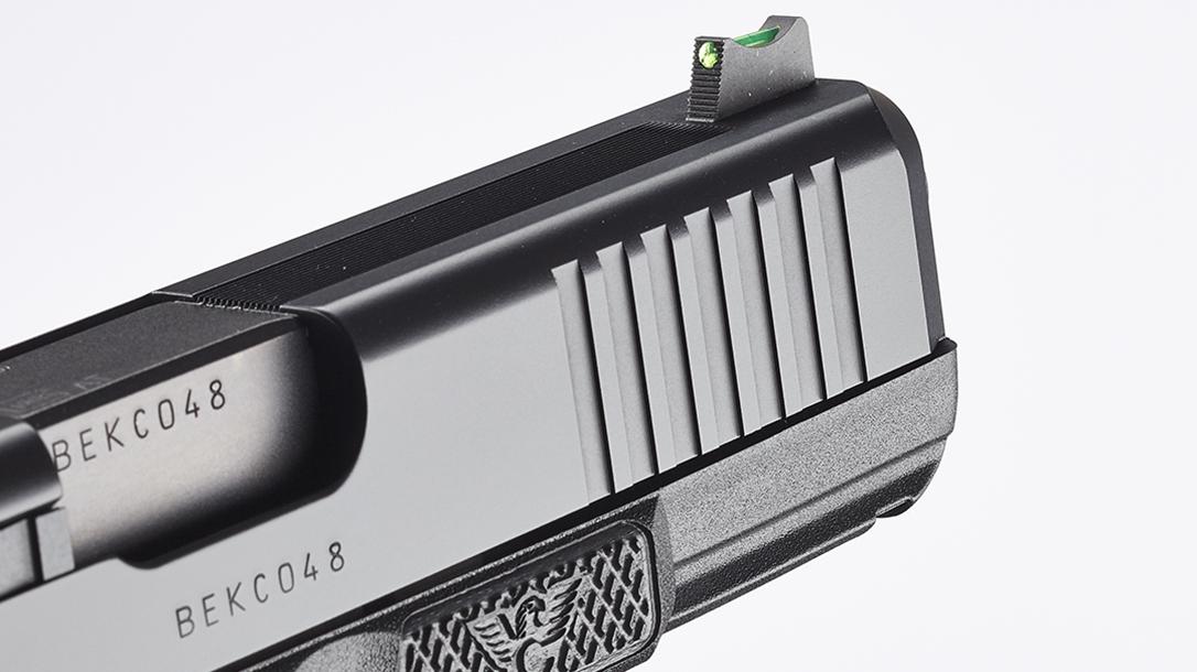 Wilson Combat Glock 19 Gen4 pistol front sight
