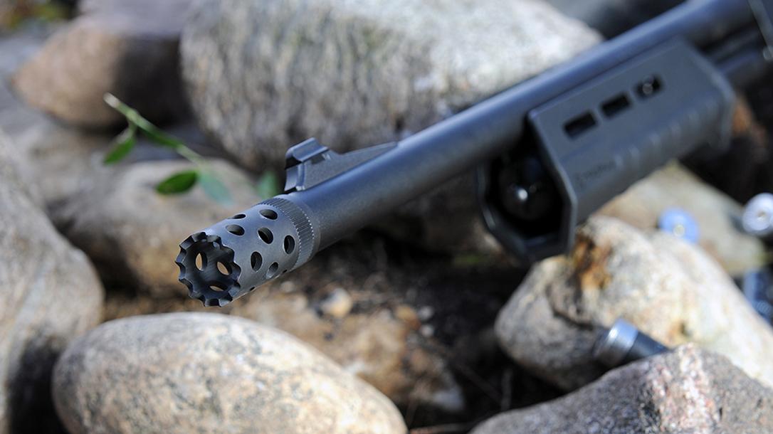 Home Defense Shotgun choke, Remington 870 DM Magpul Shotgun choke