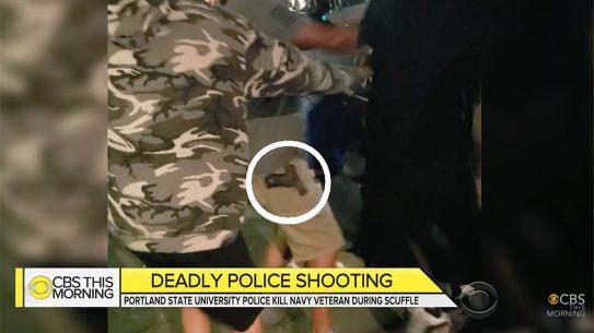 portland state university shooting