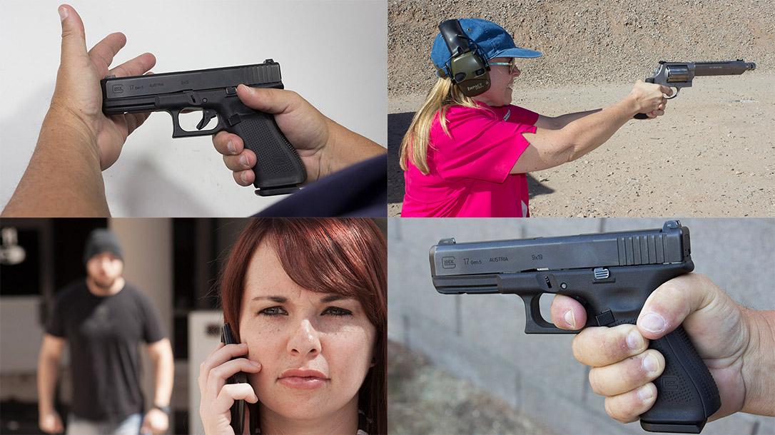 shooting challenges training tactics